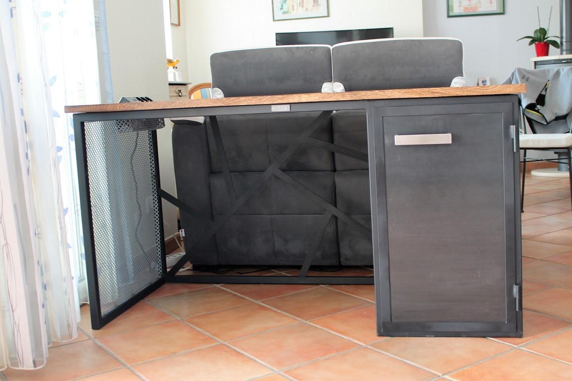 Bureau Béarn Métal Design