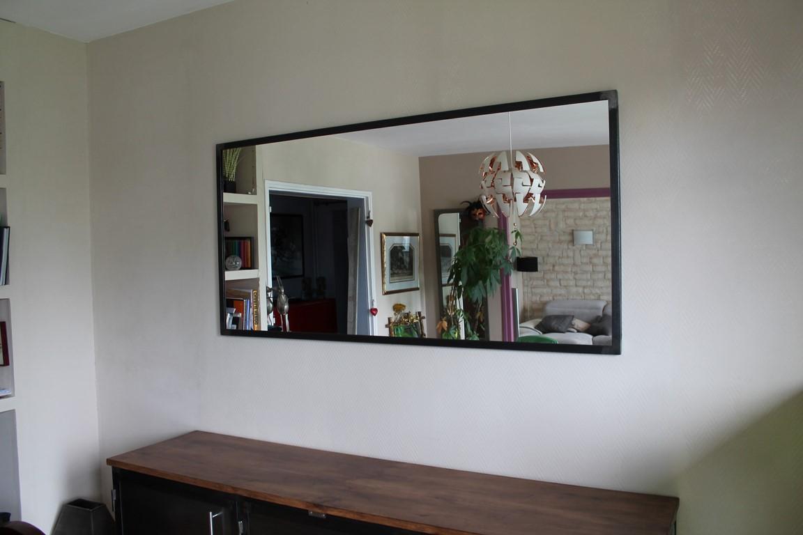 Miroir Béarn Métal Design