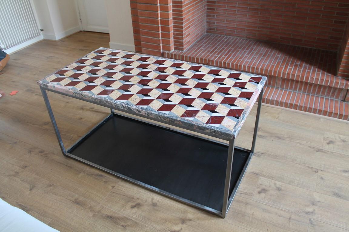 Piètement Table basse Béarn Métal Design