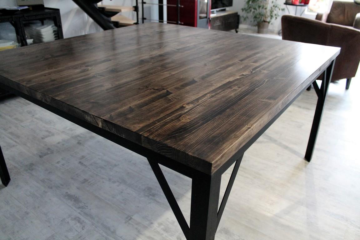 Table à manger Béarn Métal Design