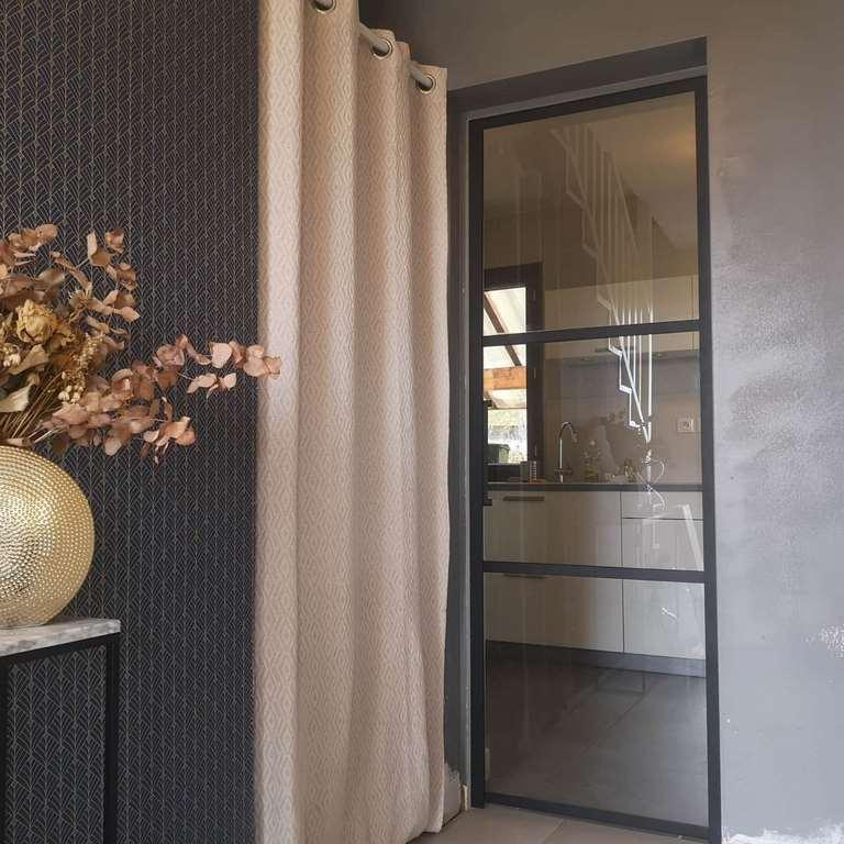 Porte verrière Béarn Métal Design
